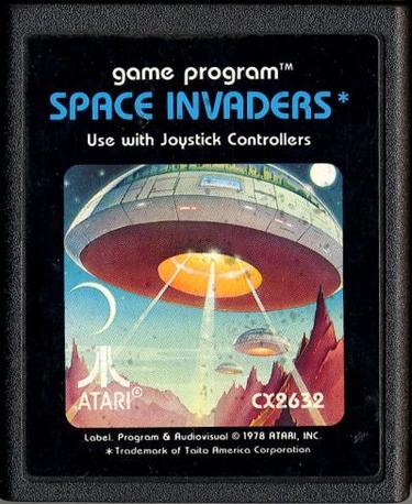 Space Invaders (1978) (Atari) (PAL)