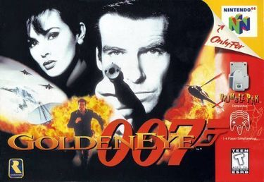 007 - Golden Eye ROM - N64 Download - Emulator Games