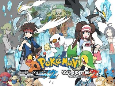 Pokemon Black White 2 Friends Rom Rom Nds Download Emulator Games