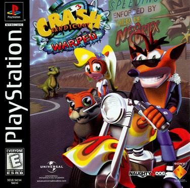 Crash Bandicoot 3 - Warped [SCUS-94244]