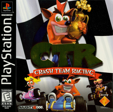 Crash Team Racing [SCUS-94426]
